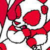 peppermint panda candy cane forest Ken Eaton 2019 th